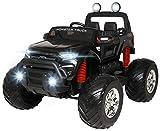 Actionbikes Motors Kinder Elektroauto Ford Ranger Monster - 4 x 45 Watt Motor - Touchscreen - Allrad - 2-Sitzer - Rc Fernbedienung...