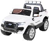 Actionbikes Motors Kinder Elektroauto Ford Ranger Wildtrak - 4 x 45 Watt Motor - Allrad - 2-Sitzer - 2,4 Ghz Rc Fernbedienung -...