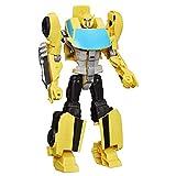Transformers Bumblebee Action-Figur – zeitlose Figur in großem Format, verwandelt sich in ein gelbes Auto – Spielzeug für...