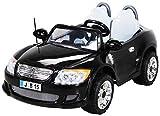 Actionbikes Kinder Elektroauto 2-Sitzer B15 mit 2 x 45 Watt Motor EXTRA GROß Elektro Kinderauto Kinderfahrzeug (schwarz)