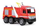 Simm 02058 - Feuerwehr, 65 cm lang, maximal 50 kg, Wassertank 1.5 l