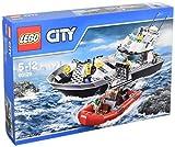 LEGO City 60129 - Polizei-Patrouillen-Boot