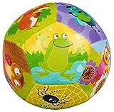 Moses. 16122 Krabbelkäfer Softball für die Kleinsten | Babyball mit weicher Füllung | Für Babys ab 3 Monaten, Bunt