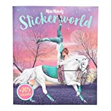 Depesche 11499 Miss Melody - Stickerworld, Stickeralbum mit 24 Seiten großartiger Pferde-Motive und 205 Aufklebern zum Verzieren,...