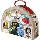 HABA HA-1102 7633 - Meine erste Spielwelt Zoo - Großes Spielset