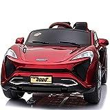 TOL MY Elektrische Spielzeugauto Große Kinder, Elektroauto Kinderwagen Kind Doppelantrieb Spielzeugauto Kann Menschliches Baby...