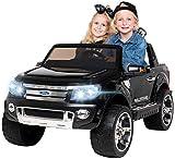 Actionbikes Motors Kinder Elektroauto Ford Ranger - Lizenziert - 2 x 45 Watt Motor - 2,4 Ghz Rc Fernbedienung - USB - Sd Karte -...