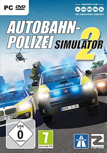 Autobahn-Polizei Simulator 2 - [PC]