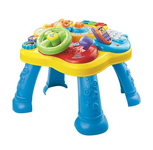 VTech Baby Abenteuer Spieltisch, Normalverpackung, mehrfarbig