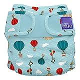 Bambino Mio, miosoft windelüberhose, himmelritt, Größe 1 (