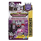 Transformers Hasbro E7087ES0 Bumblebee Cyberverse Adventures Action Attackers Warrior-Klasse Megatron Action-Figur, Fusion Mace...