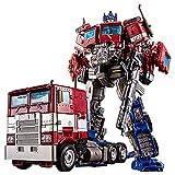 BSTCAR Transformers Figuren Transformers Spielzeug Transformers Optimus Prime Transformers Series Deformationsautospielzeug...