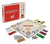 Hasbro Spiele B0622100 - Monopoly 80 Jahre, Familienspiel