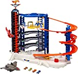 Mattel Hot Wheels FDF25 - Super Megacity Parkgarage