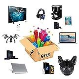 OMKMNOE Mystery Box, Zufälliger Stil Herausforderung Box Elektronisch Elektronisch Überraschungspaket Restposten Paket Für...