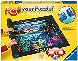 Ravensburger Roll your Puzzle - Puzzlematte für Puzzles mit bis zu 1000 Teilen, Puzzleunterlage zum Rollen, Praktisches Zubehör...