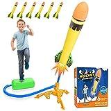 DEVRNEZ Spielzeug ab 3 4 5-12 Jahre Junge, Rakete Spielzeug Outdoor Spiele für Kinder Geschenk Junge 3-12 Jahre Spiele für...