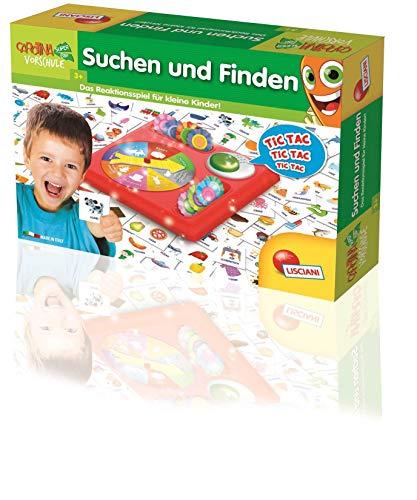 Lisciani 57801 Suchen und Finden Spiel