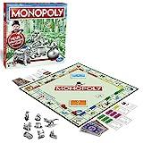 Hasbro Gaming C1009100 Monopoly Classic, Gesellschaftsspiel für Erwachsene & Kinder, Familienspiel, der Klassiker der...