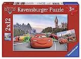 Ravensburger Kinderpuzzle 07554 - Lightning McQueen und seine Freunde - 2 x 12 Teile