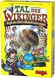 HABA 304697 - Tal der Wikinger, Kinderspiel des Jahres 2019, Spiel ab 6 Jahren