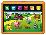 Ravensburger ministeps 4164 Mein Allererstes Tablet, Kindertablet, Lernspielzeug, Baby Spielzeug ab 9 Monate