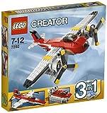 Lego Creator 7292 Propellerflugzeug