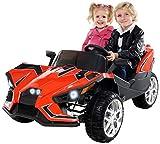 Actionbikes Motors Kinder Elektroauto GT Super Speed JC888 – 4x40 Watt Motor – 2-Sitzer - Eva Reifen – Allrad – Kinderauto...