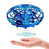 ShinePick UFO Mini Drohne, Kinder Spielzeug Handsensor Quadcopter Infrarot-Induktions-Flying Ball Fliegendes Spielzeug Geschenke...