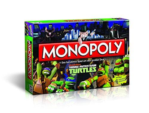 Monopoly Winning Teenage Mutant Ninja Turtles 42808