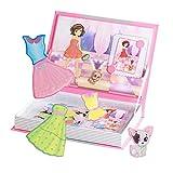 Puzzle Kinder Magnetpuzzle , Pädagogisches Spielzeugpuzzle Puzzleset Kinderpuzzle Lernspielzeug für Jungen und Mädchen ab 3 4...
