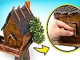 DIY Baumhaus aus Holz!