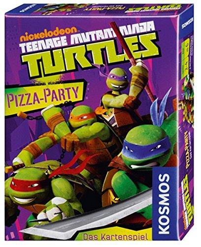 Kosmos 741631 - Teenage Mutant Ninja Turtles - Das Kartenspiel