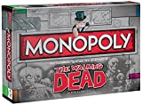 Monopoly The Walking Dead - Die Survival Edition für Fans   Gesellschaftsspiel   Familienspiel   Brettspielklassiker  