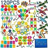120 Teile Mitgebsel Kleinspielzeug Mix Beutel Kindergeburtstag Party Tombola Party Favours Supplies Kindergeburtstag...