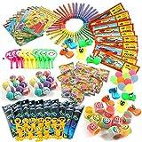 THE TWIDDLERS 120-teiliges Spielzeugset - Mitgebsel für Kindergeburtstag
