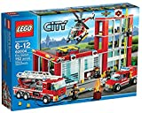 LEGO 60004 - City - Feuerwehr-Hauptquartier