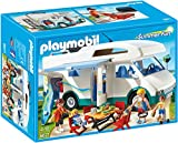 PLAYMOBIL Summer Fun 6671 Familien-Wohnmobil, Ab 4 Jahren