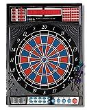 Karella Dartautomat Premium Silver, ausgereifte Darttechnik, elektronisches Dartboard für jedes Skilllevel