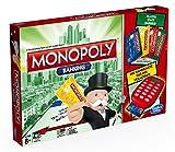 Hasbro Spiele A7444100 - Monopoly Banking, Familienspiel