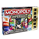 Hasbro Spiele B5095100 - Monopoly Imperium - Edition 2016, Familienspiel