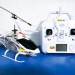 Der passende Spielzeug Hubschrauber fürs richtige Alter