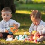 Spielzeug für Babys ab 6 Monaten