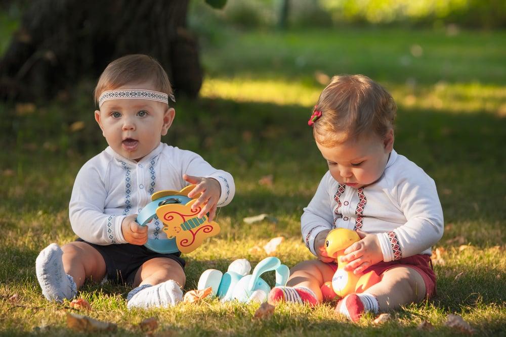 Gartenspielzeug für Babys