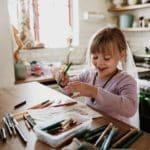 Malideen für Kinder mit 50 Werkzeugen, Methoden & Ideen