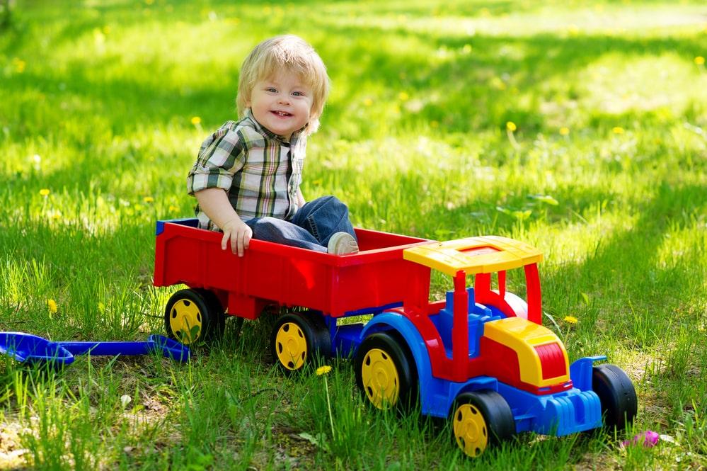 Gartenspielzeug 2-Jährige