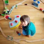 Holzeisenbahn Brio