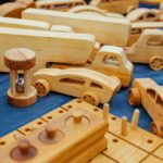 Holzspielzeug für Kinder ab 2 Jahren