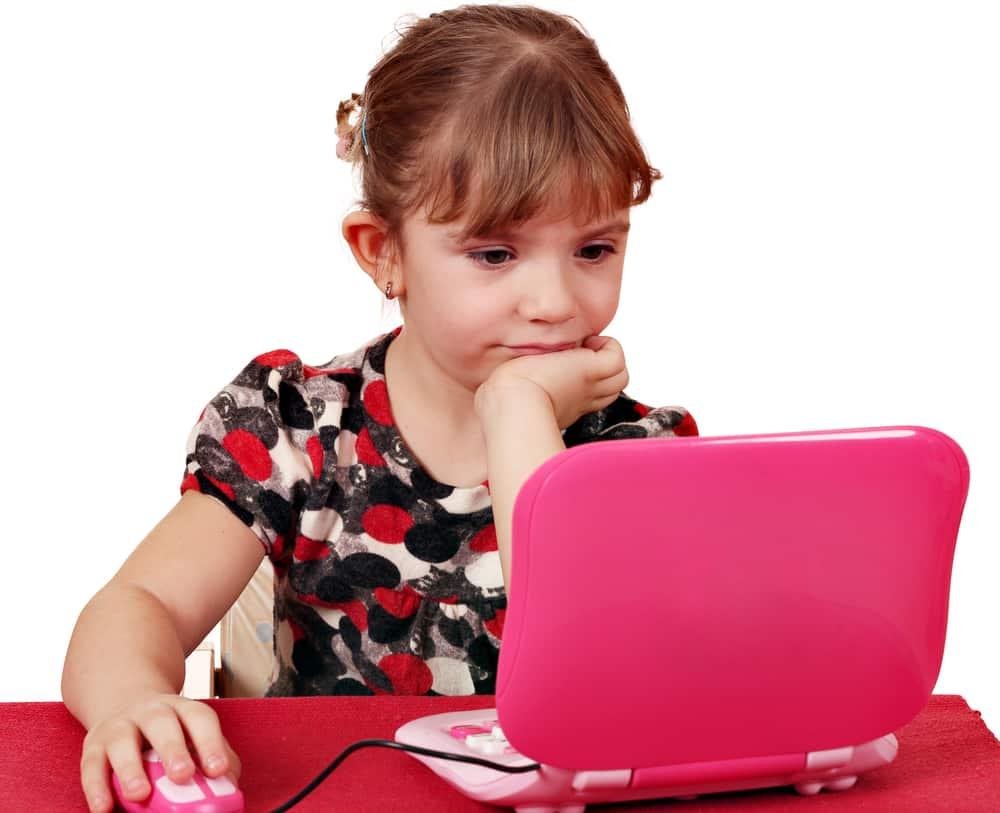 Lerncomputer für 4-5 jährige