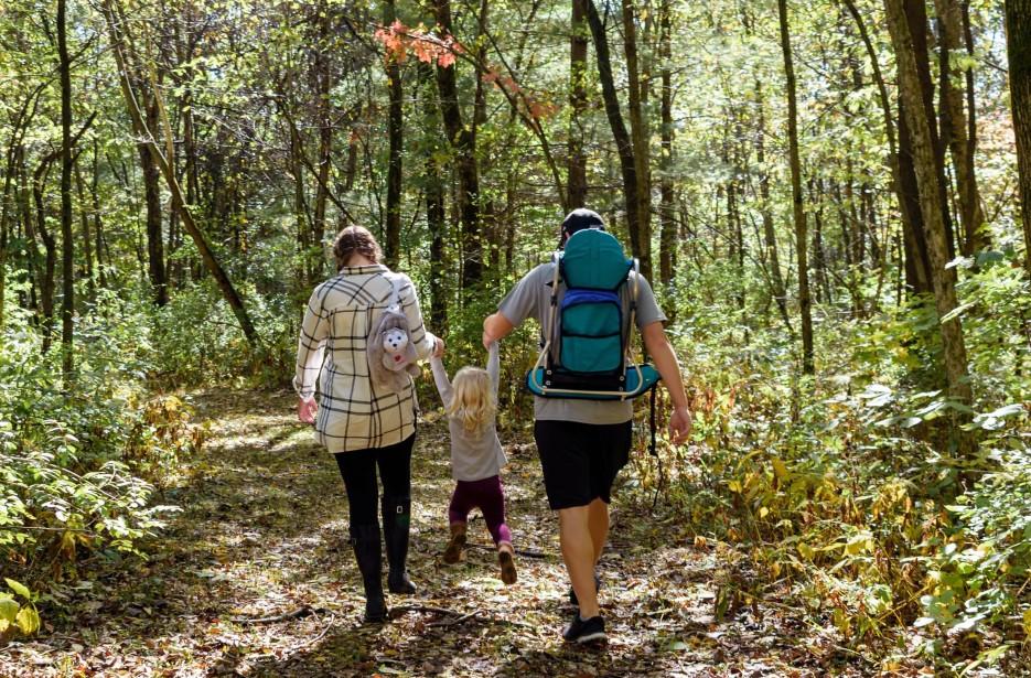 Outdoor-Aktivitäten mit Kindern